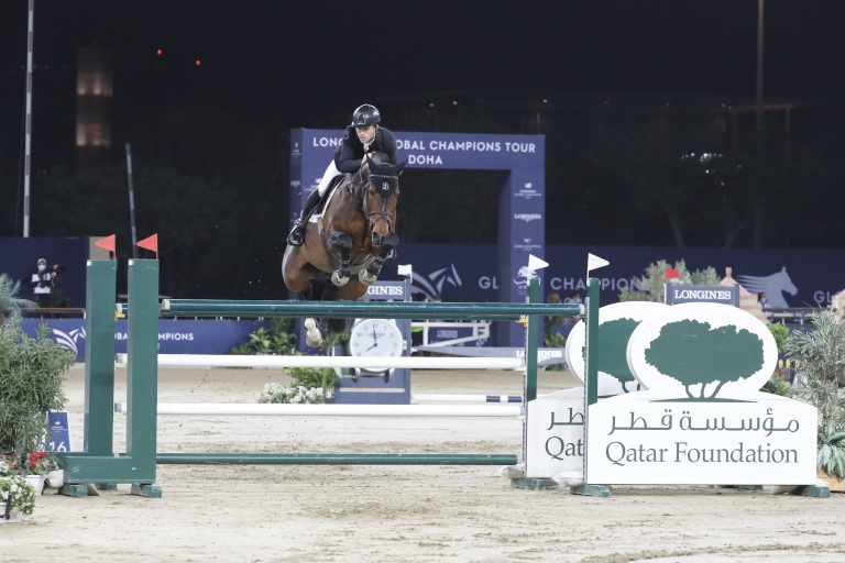 Blazing Brash Clinches the Win in Prelude to First LGCT Grand Prix of the Year