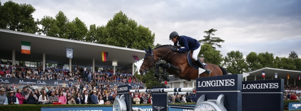 Show jumping heavyweights head to Madrid