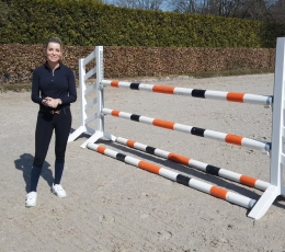 Edwina Tops-Alexander's simple guide to walking strides!